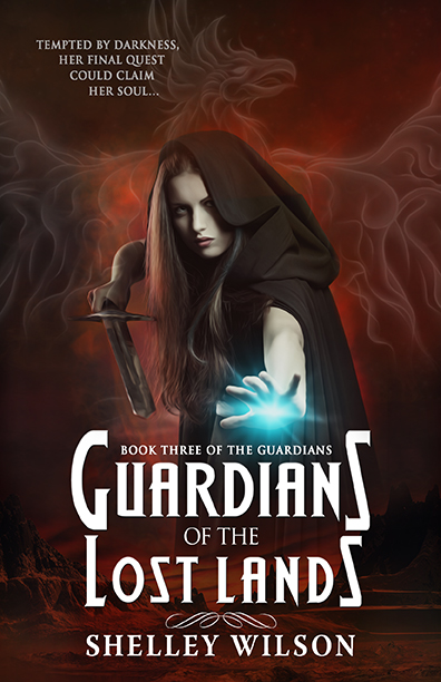 Guardians of the Sky by S.L. Wilson book two of The Guardians YA Fantasy